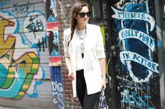 "Style Scrapbook: ""BLACK AND WHITE"""