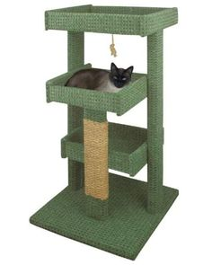 Cat condo plans, Full Sized Woodcraft Patterns, inexpensive and easy to build