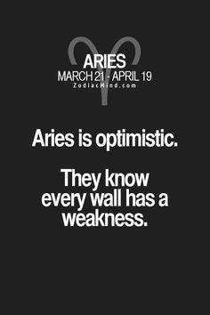 ♈️ #AriesAllDay