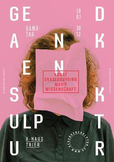 dominik bubel - typo/graphic posters