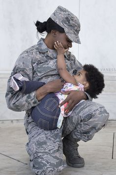 The impassioned photographer travels around the country as a part of her Normalize Breastfeeding Tour, and the photos she took of a group a women in their Army, Navy, and Air Force uniforms during a stop in Washington DC are truly stunning. Breastfeeding Toddlers, Extended Breastfeeding, Mothers Love, Happy Mothers Day, Family Shoot, Military Mom, Mother And Child, Independent Women, Breastfeeding