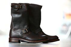 2013 A/W CalzoleriaToscana - カルツォレリアトスカーナ engineer boots