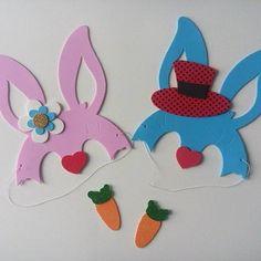 Easter Arts And Crafts, Paper Crafts For Kids, Diy Arts And Crafts, Felt Crafts, Diy For Kids, Easter Hat Parade, Diy Cnc Router, Letter A Crafts, Diy Mask