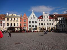Old Town in Tallin