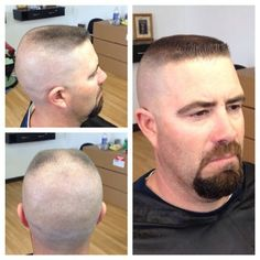 Finding The Best Short Haircuts For Men Pictures Of Short Haircuts, Best Short Haircuts, Short Bob Hairstyles, Cool Haircuts, Haircuts For Men, Men's Haircuts, Goatee Beard, Beard Haircut, Badass Haircut
