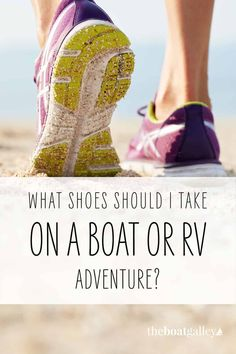Do you need all those shoes in your closet when you start cruising? Learn how I travel with 3 pairs of shoes.