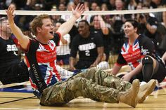 Prince Harry was exposed to the full horror of combat on two tours of duty against the Taliban. In an effort to ease the trauma of horribly injured troops in hospital, as well as give new meaning to their shattered lives, Harry set up the Invictus Games for wounded warrious