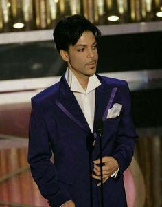 Prince looking sharp!
