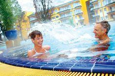 Die Relax-Oase im EurothermenResort – das 4-Sterne-Superior-Wellnesshotel Paradiso