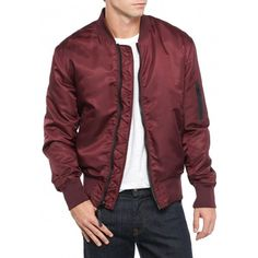 Red Camel Bronson Red Flight Jacket Bomber ($45) ❤ liked on Polyvore featuring men's fashion, men's clothing, men's outerwear, men's jackets, bronson red, mens lightweight jacket, mens bomber jacket, mens red jacket, mens light weight jackets and mens lightweight bomber jacket