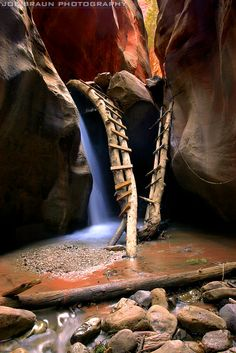 Kanarra Creek (Zion National Park) Utah
