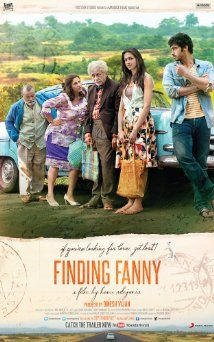 A new movie has come to the industry Finding Fanny, a totally different type of movie. Finding Fanny, what did you understand by the name? This is a Drama, Comedy and Romantic movie of Arjun Kapoor(Savio Da Gama) and Deepika Padukone(Angie).
