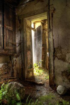 Abandoned Cottage, Central France  - Imgur