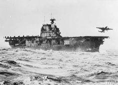 USS Hornet launching Doolittle raiders, 18 April 1942 worldwartwo.filminspector.com