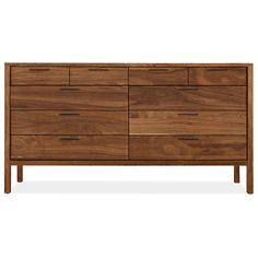 Room & Board - Mills 72w 20d 38h Ten-Drawer Dresser