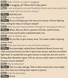 Stop Rape Culture.