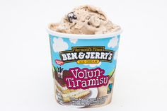 Certain retailers carry exclusive Ben & Jerry's flavors, including Target (Peanut Butter World, Peanut Butter Jam Session, Rockin' Blondies, and Volun-Tiramisu), Walgreens (Truffle Trifecta), 7-Eleven (Nutty Caramel Swirl), and Walmart (Mississippi Mud Pie: January-April, Cotton Candy: May-September).
