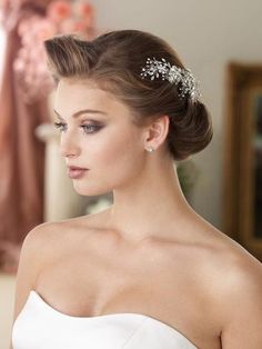 Berger - 9761 - All Dressed Up, Headpiece