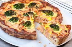 Полезно и вкусно: рецепты рыбных тортов и пирогов