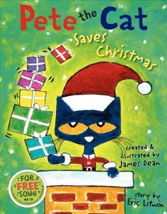 Pete the Cat Saves Christmas « Delay Gifts