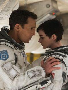 Interstellar - Anne Hathaway & Matthew McConaughey (Cooper & Brand)