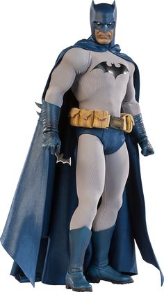 AMAZING detail in this latest release from Sideshow Collectibles - Batman Sixth Scale Figure
