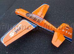 SBACH 342 30cc Spannw:1830mm Länge:1630mm Fluggewicht:4400g-4900g RC Modellbau