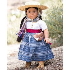 Josefina by @ftheagprince via Instagram photo | American Girl