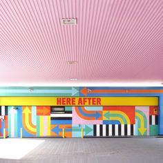 An amazing petrol station.  #tbt  -  It's by @craigandkarl