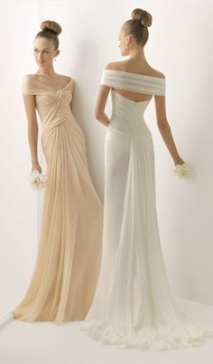 Bridesmaids in other colors
