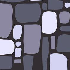 Jane Dixon - Poppy Modern - Stone Path in Grey