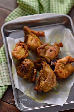 Simply Cooking and Baking...: Ayam Goreng Praktis