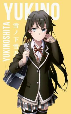 Yukinoshita Yukino ~ Oregairu