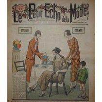 PETIT ECHO DE LA MODE (LE SUPPLEMENT DU) - LE GOUTER