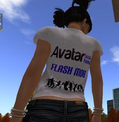 Avatar Social Network - Group Profile - ASN Flash Mob