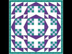 Nosegay Quilt - Free Pattern - Ludlow Quilt and Sew