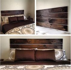 Headboard ideas for inspiration