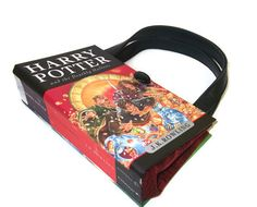 Harry Potter Book Purse Deathly Hallows Book