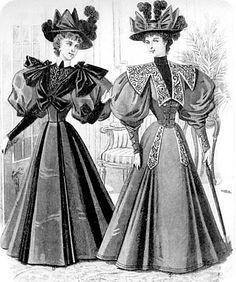 la belle epoque skirt pattern - Google Search