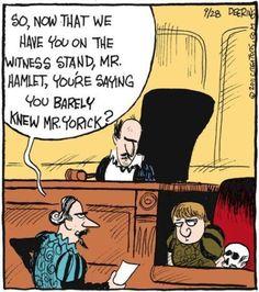 Hamlet Humour - Writers Write