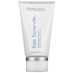 Sephora: Kate Somerville : ExfoliKate Acne Clearing Exfoliating Treatment : exfoliating-scrub-exfoliator