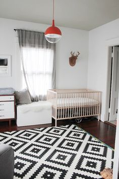 Name: Scout Location: Nashville, TN This is our first home. Despite being a tiny 900 square feet, we love the East Nashville location and the character of the house! After moving in, we quickly went to work setting up Scout's nursery.