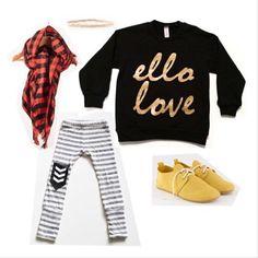 Ello Love Sweatshirt!