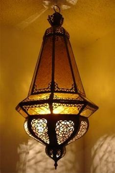 moroccan decor: moroccan lanterns and lamps part 9 - Home Decor Ideas Moroccan Chandelier, Moroccan Lighting, Lantern Chandelier, Moroccan Lamp, Moroccan Lanterns, Candle Lanterns, Turkish Lamps, Cool Lighting, Pendant Lighting
