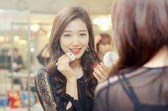 Park ShinHye #박신혜 150331 : 마몽드 모델 박신혜, 상해 팬미팅 '성료' | Daum 연예