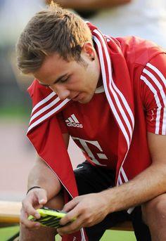 Mario Gotze - Bayern Munich - Germany
