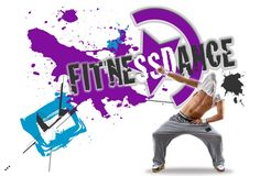 Dance and Fitness Logos