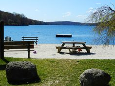 Margerie Lake, New Fairfield  CT, USA - 2012