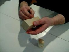 Woodcarving for the beginner. - YouTube