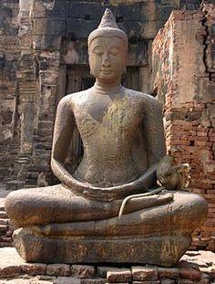Sukhothai - Bouddha